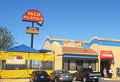 About Us Taco Palenque